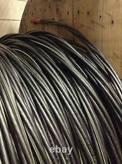 1000' Delgado 4-4 Duplex Aluminum URD Direct Burial Cable 600V