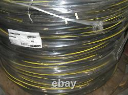 700' Wesleyan 350-350-4/0 Triplex Aluminum URD Wire Direct Burial Cable 600V