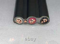 150 Ft 6/3 Uf-b Avec Gros Sous-gros Direct Burial Wire/cable
