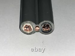 350 Ft 6/2 Uf-b Résistant À L'exploitation Sous-jacente Feeder Direct Burial Wire/cable