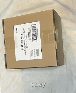 Audioquest Slip-db 16/2 250ft Spool Direct Enterrement Câble De Fil De Haut-parleur Dans L'allée